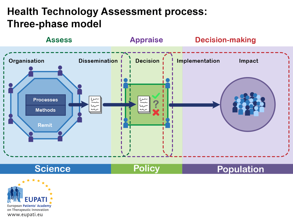 assessment technology health process phase phases three fundamentals