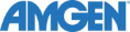 Logo of Amgen