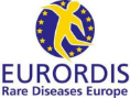 Logo for teh European Organisation for Rare Diseases