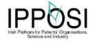 Logo for the Irish Platform for Patient Organisations, Science and Industry