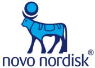 Logo for Novo Nordisk