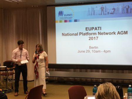 Annual General Meeting of National Platforms