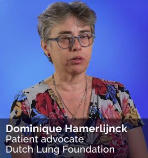 Dominique Hamerlijnck discusses patient involvement in clinical trials