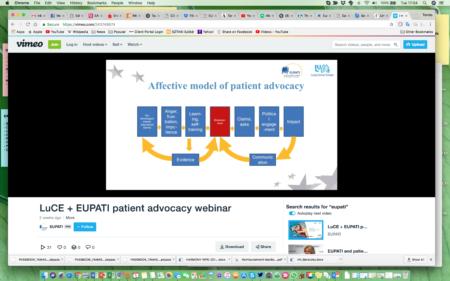 Co-branded webinars for better patient education